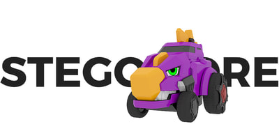 Dinocore characters: STEGO